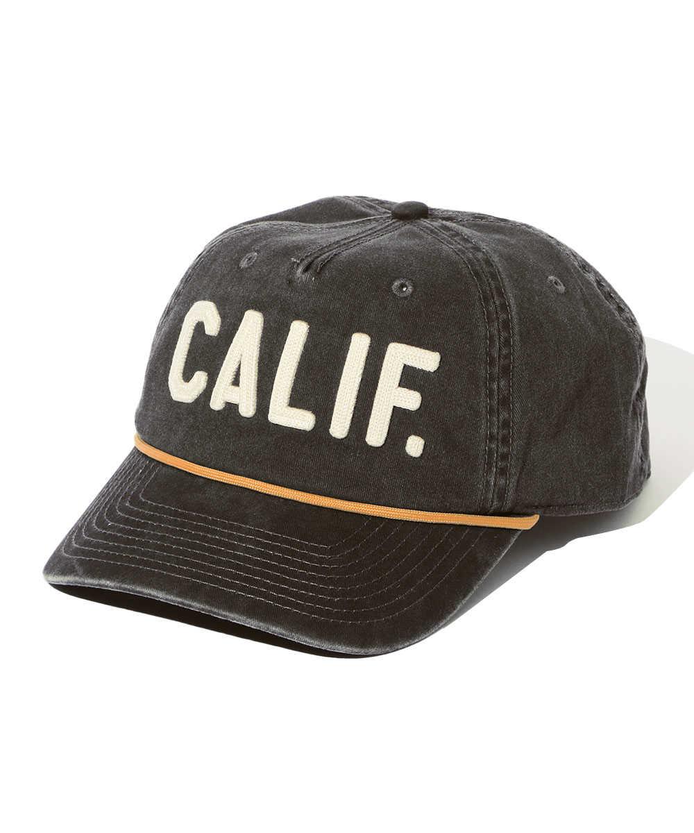 """""""カリフォルニア""""キャップ"""