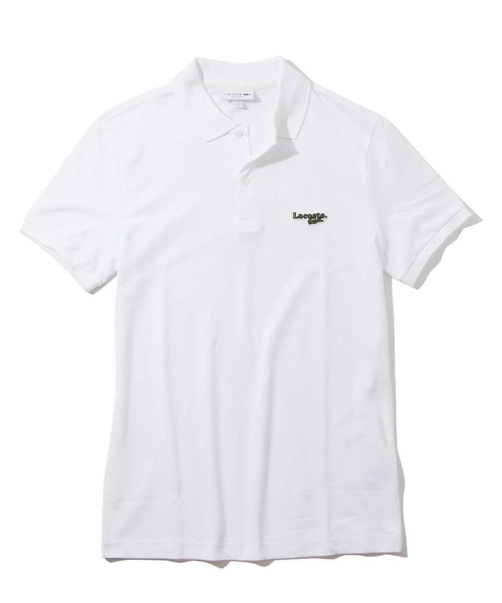 ロゴポロシャツ