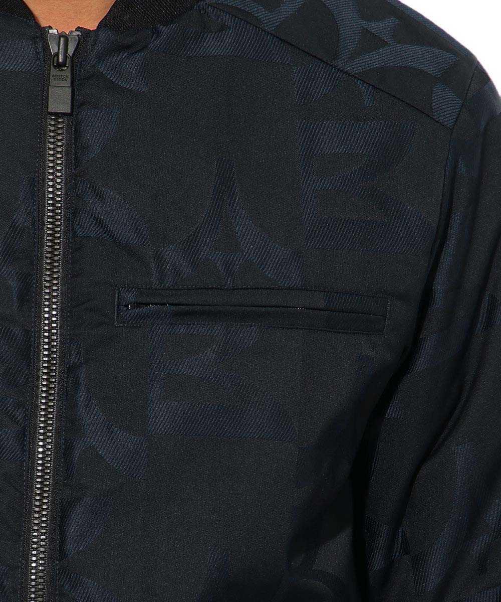 ボンバージャケット