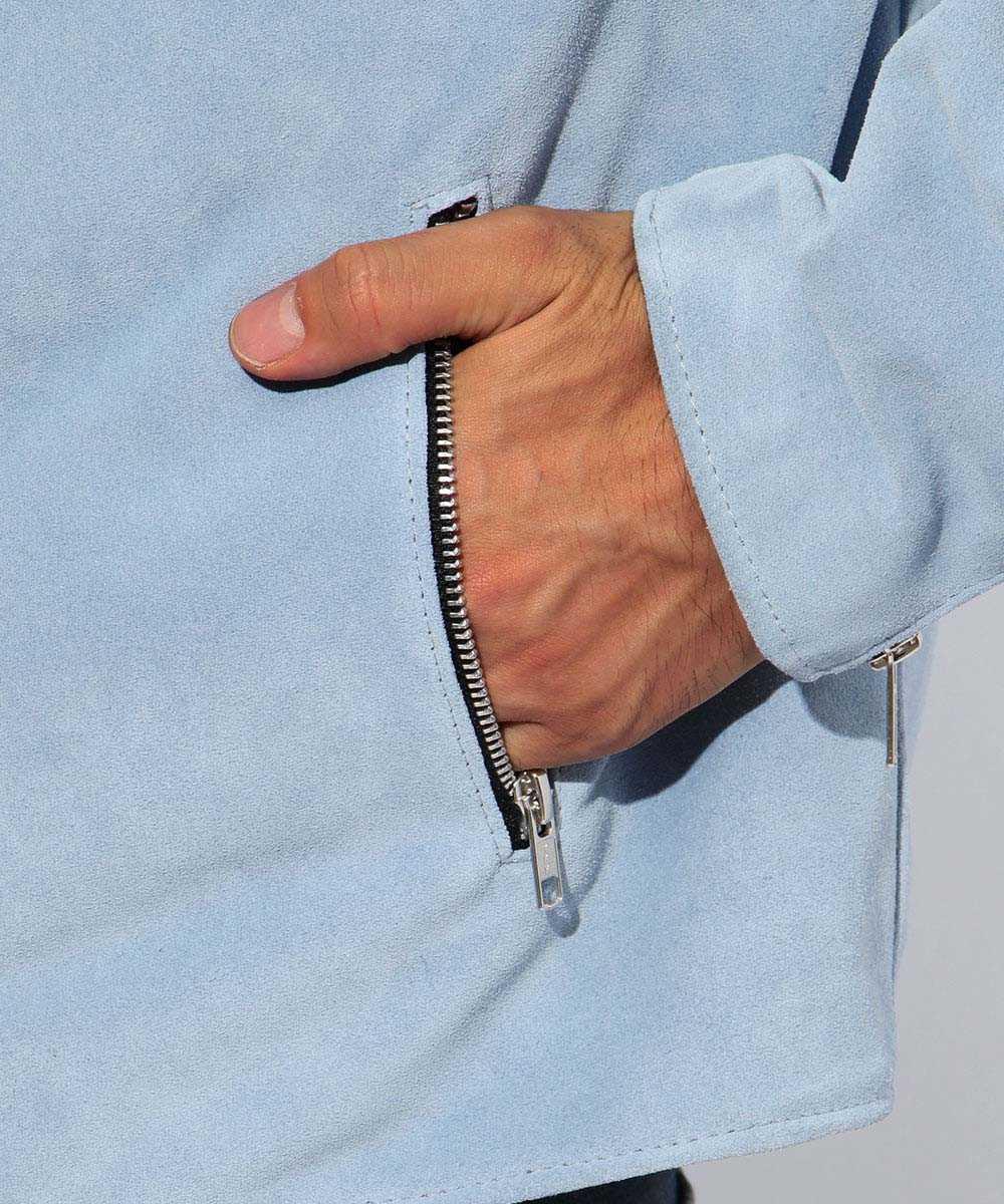 【別注・限定商品】スウェードレザージャケット