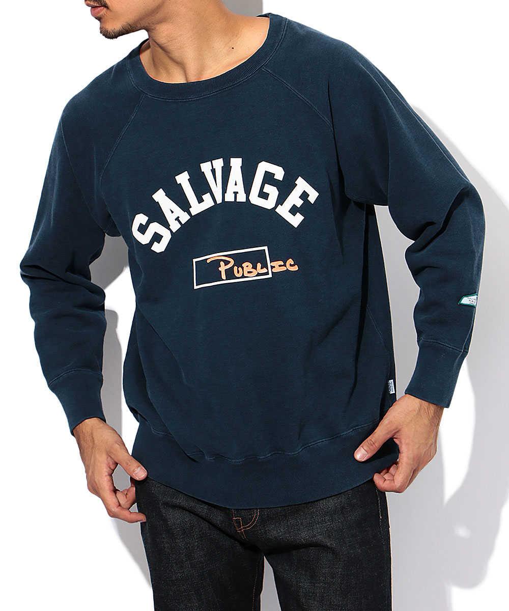 【別注・限定商品】カレッジロゴスウェットシャツ