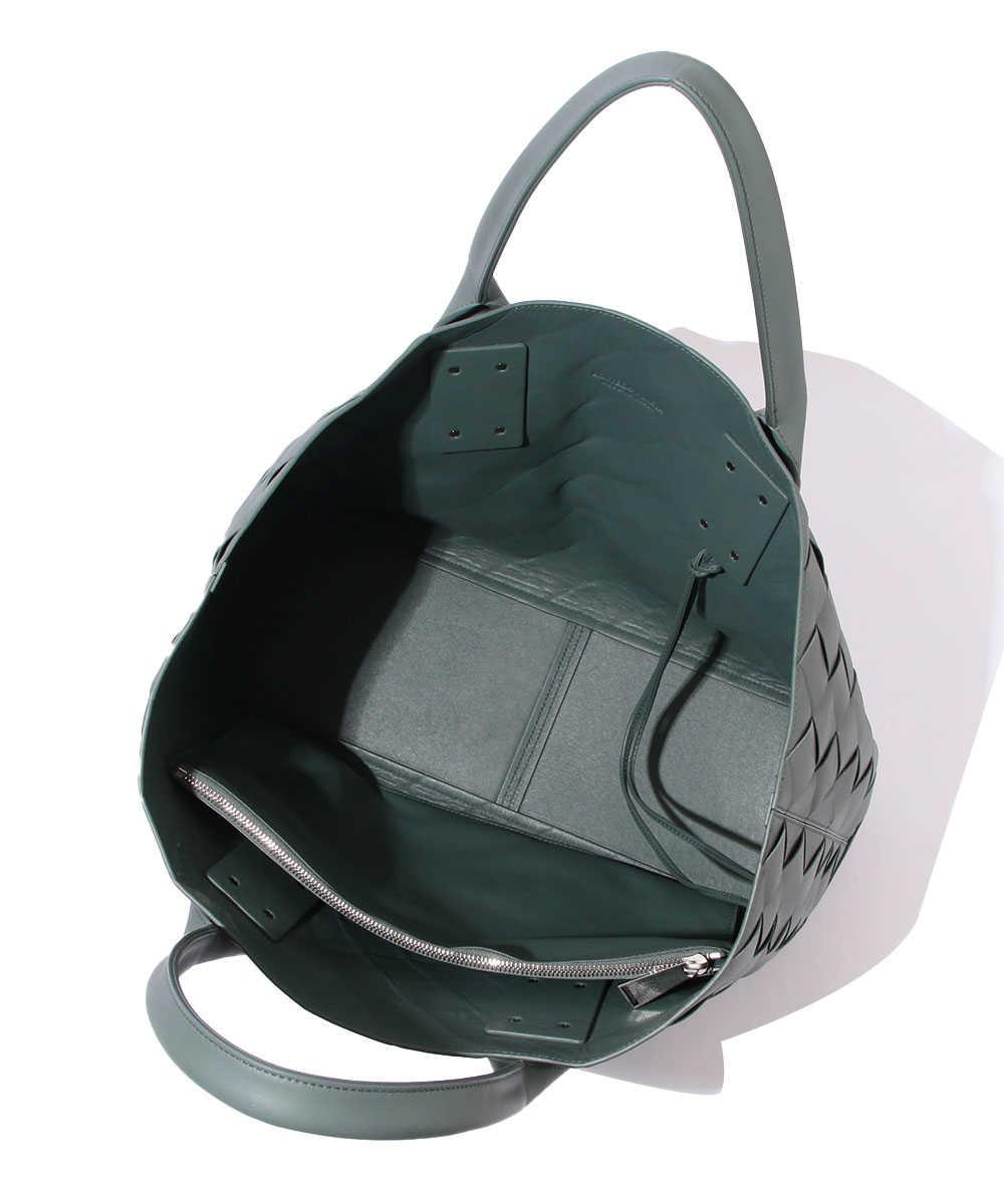 カーフレザートートバッグ