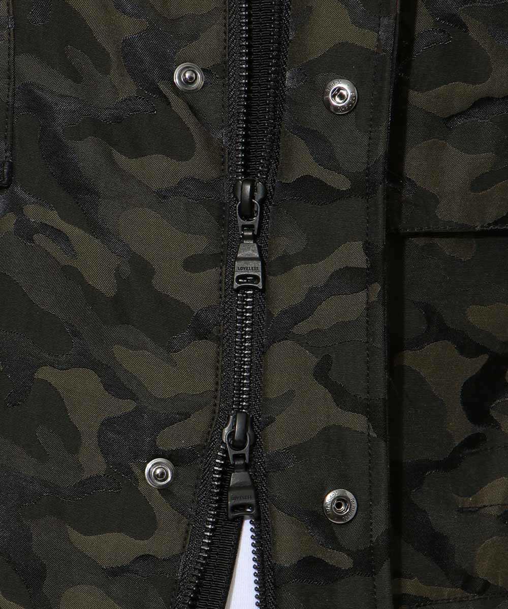 M65カモフラジャガードブルゾン