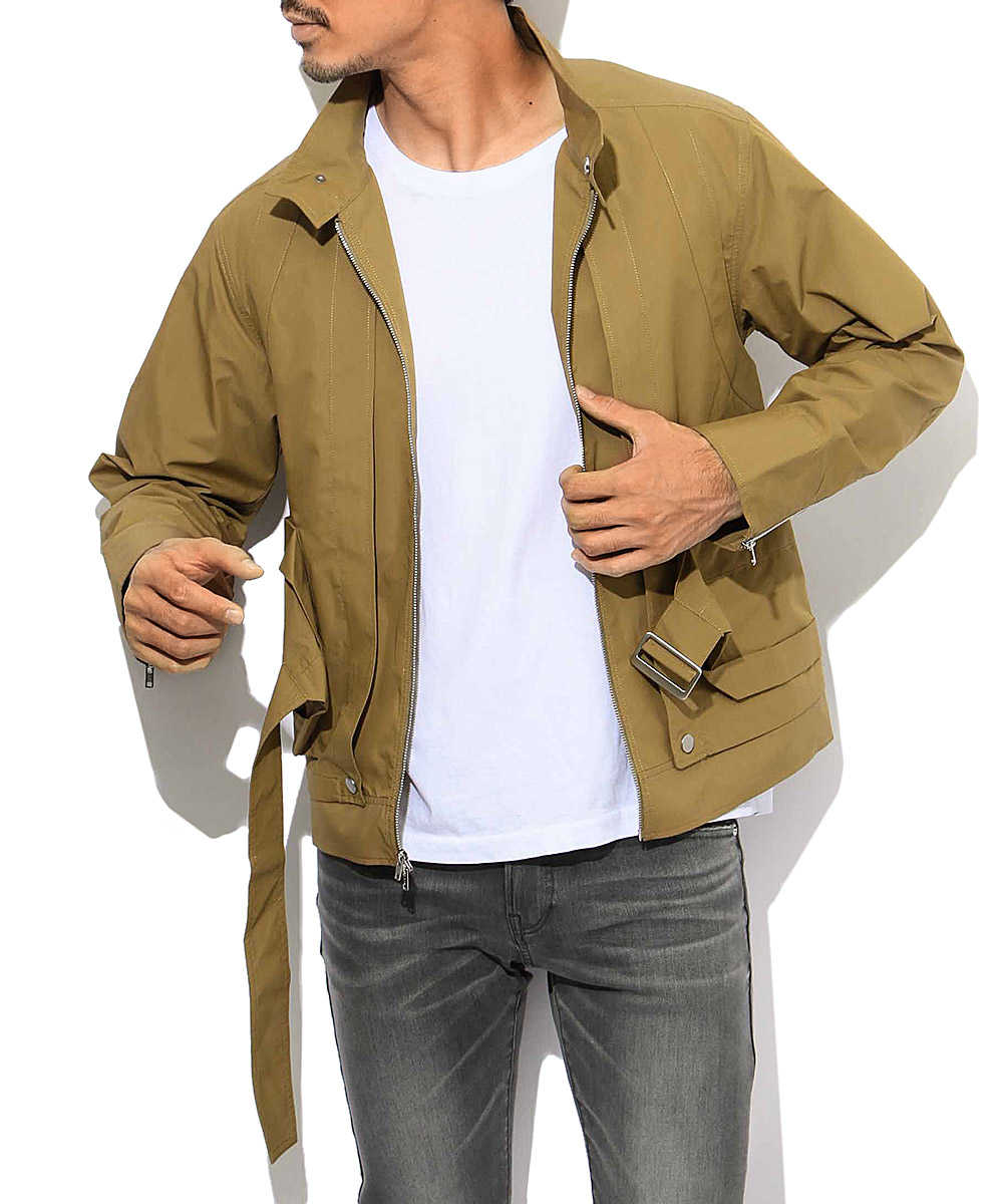 ミリタリーカーゴジャケット