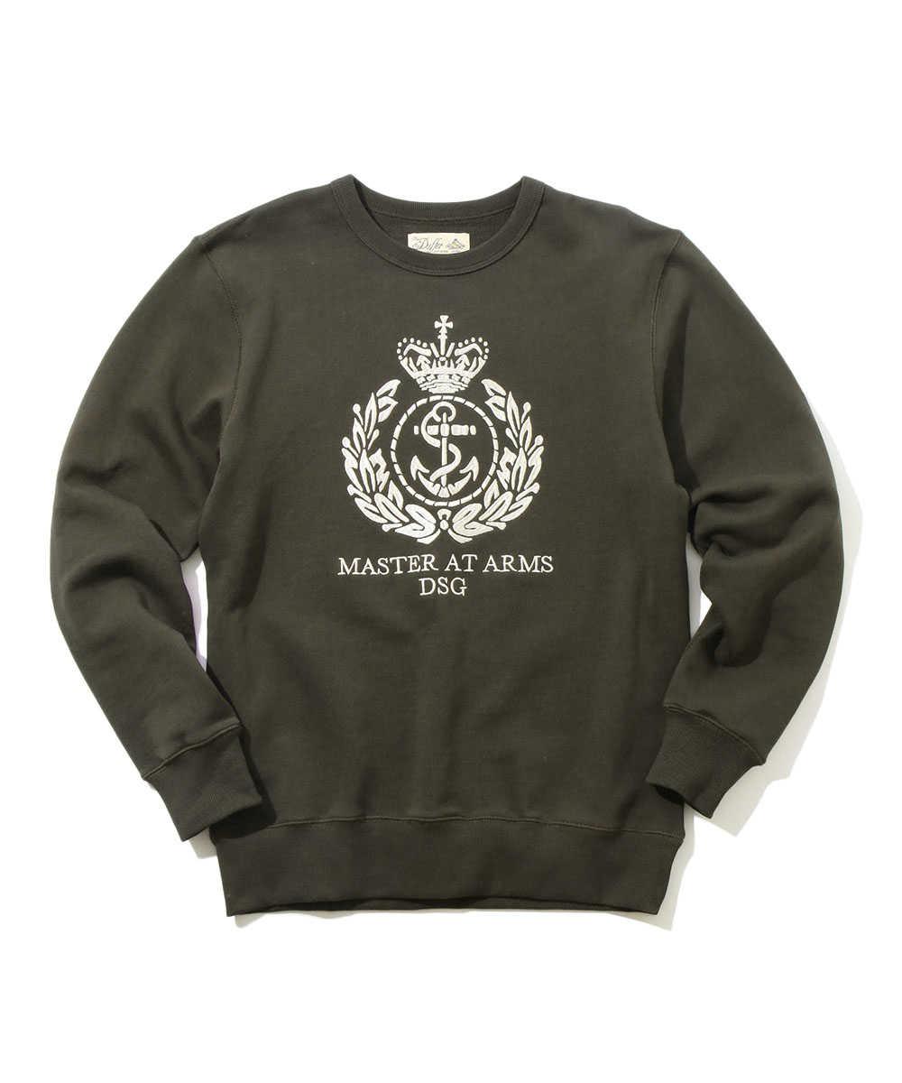 UKカレッジスウェットシャツ