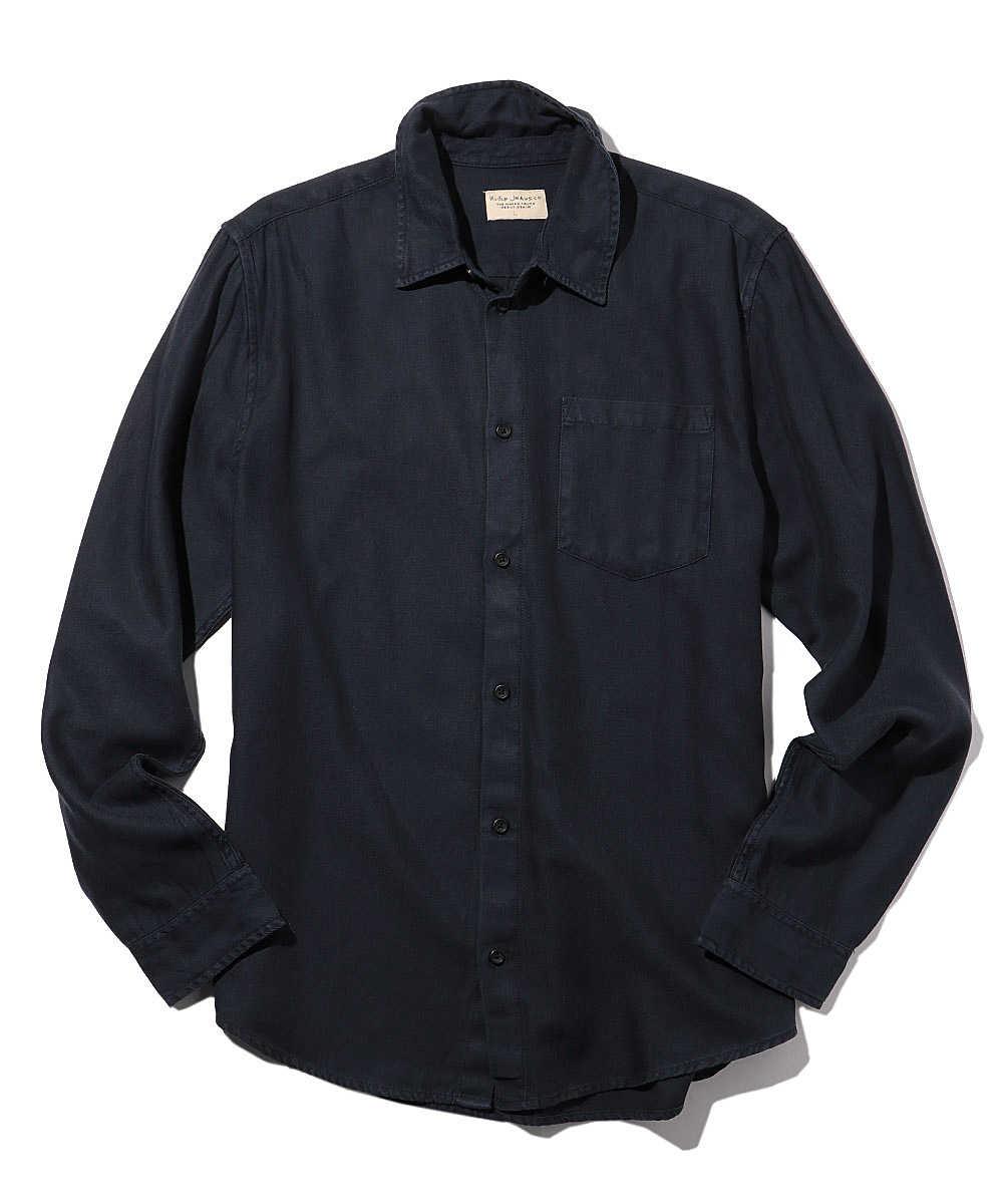 ソリッドシャツ