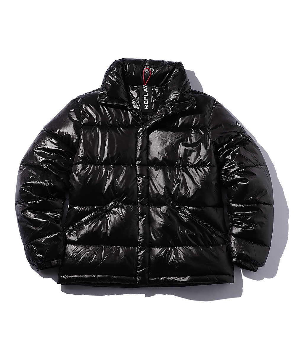 ダックフリー中綿入りジャケット