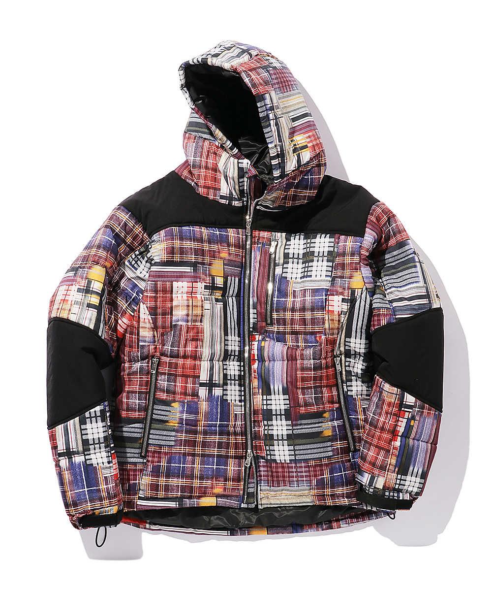 タクティカル中綿入りジャケット