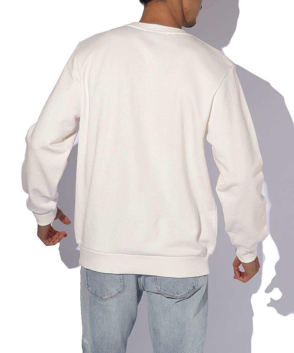レインボーバニースウェットシャツ
