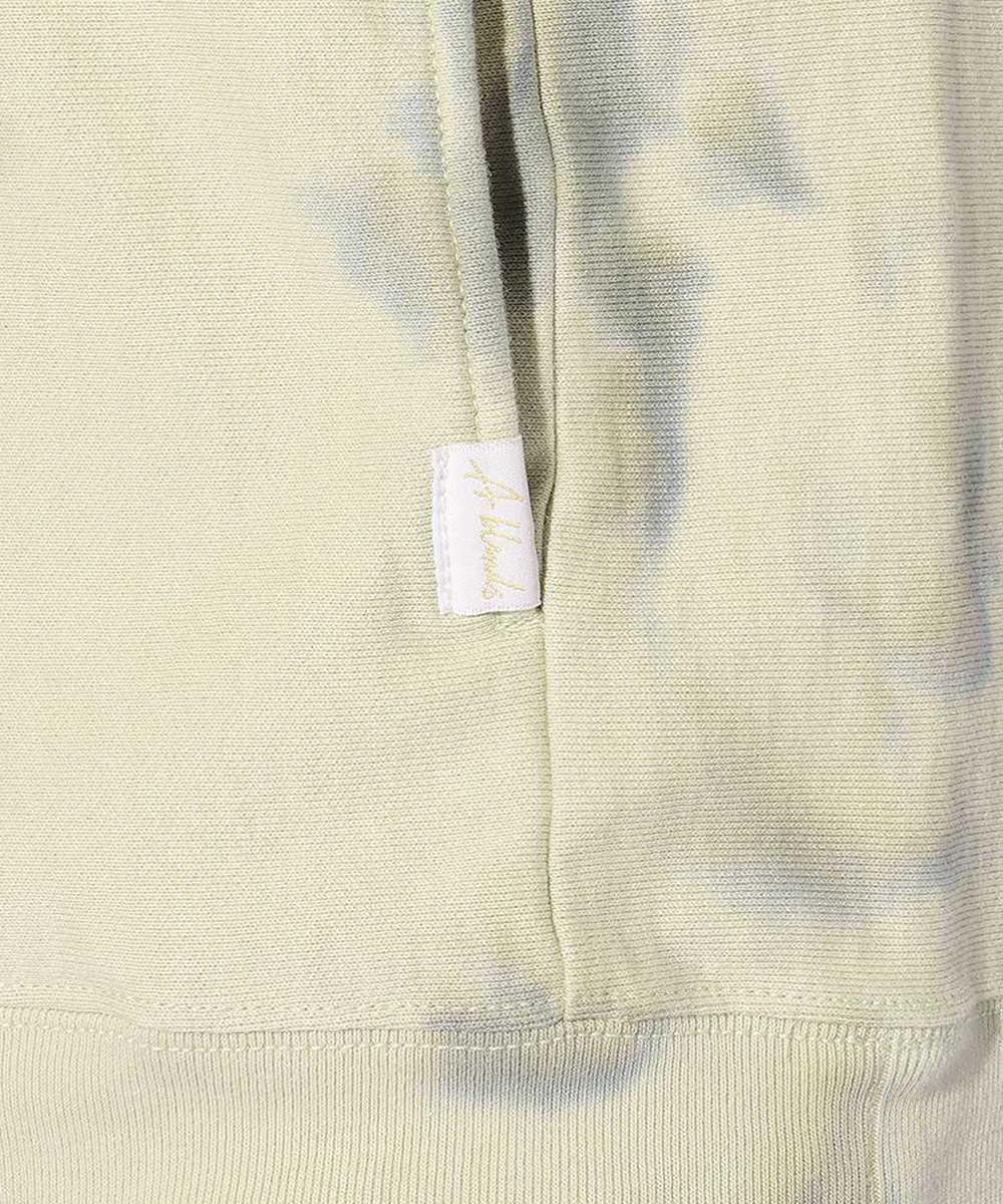 タイダイ染めスウェットシャツ