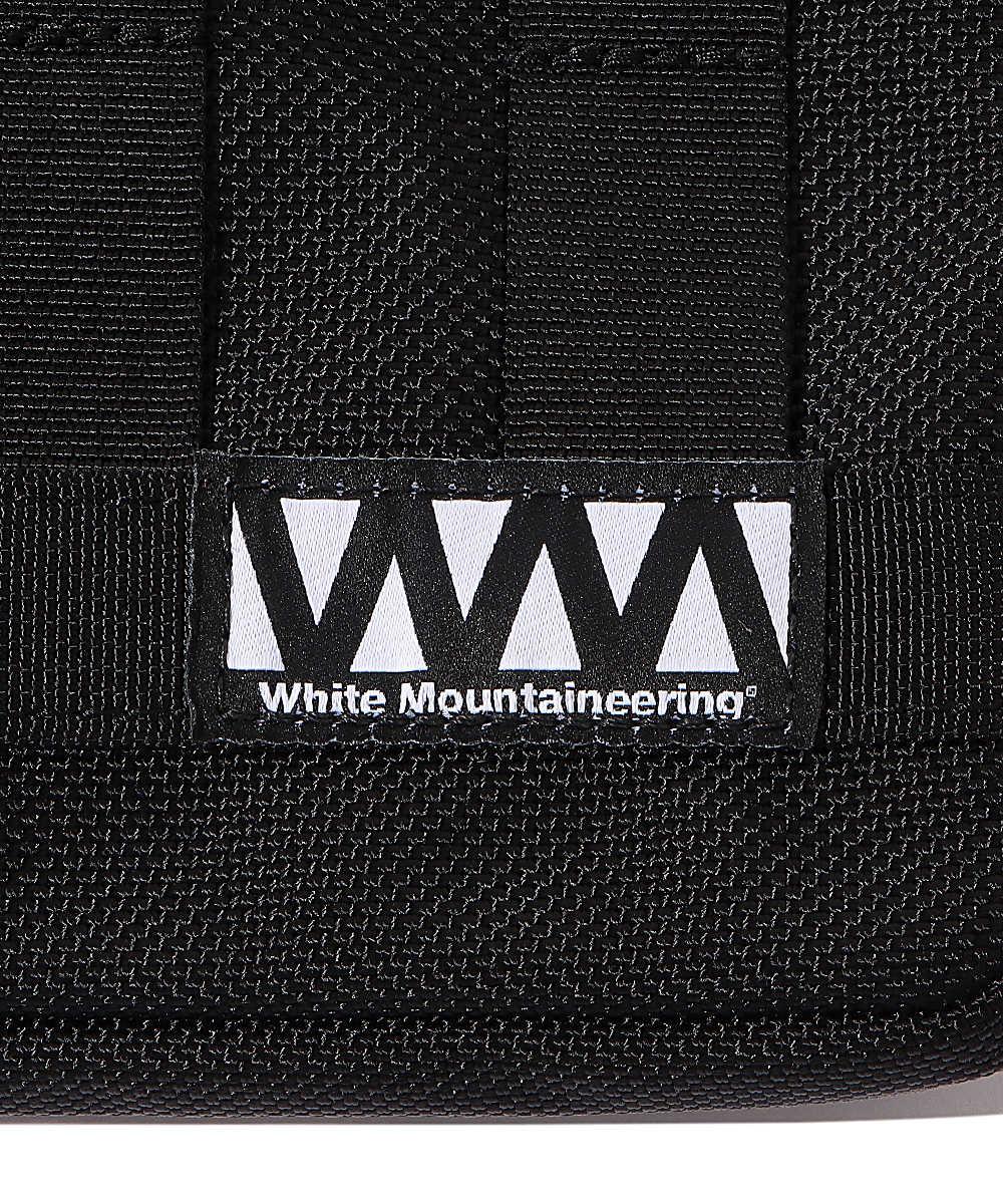 ホワイトマウンテニアリング×ブリーフィング A4クラッチバッグ