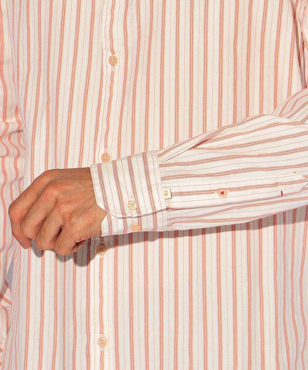 【3月下旬入荷予定限定商品】スタンドカラーシャツ