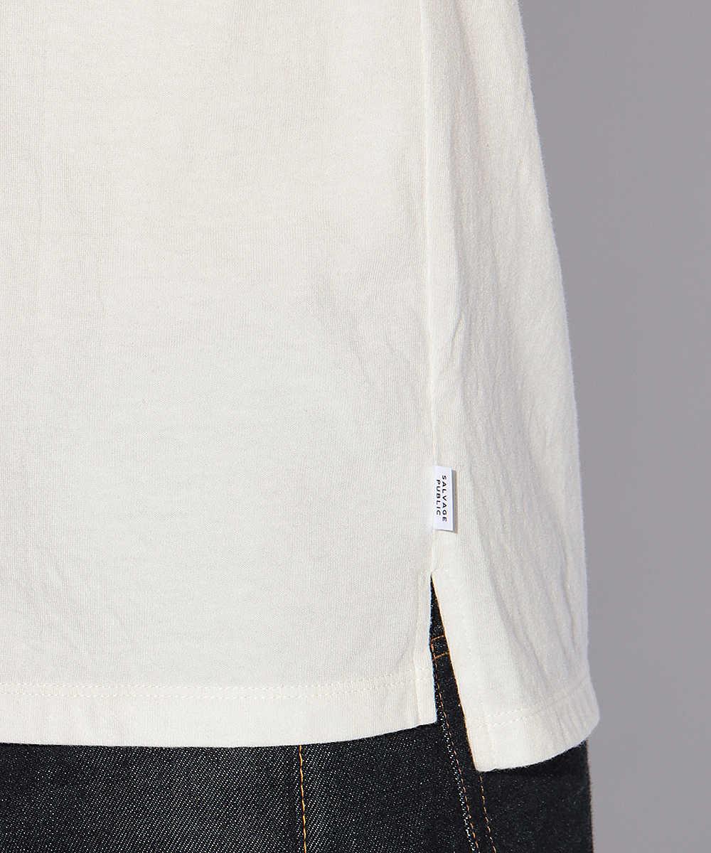 【3月中旬入荷予定別注・限定商品】クルーネックプリントTシャツ