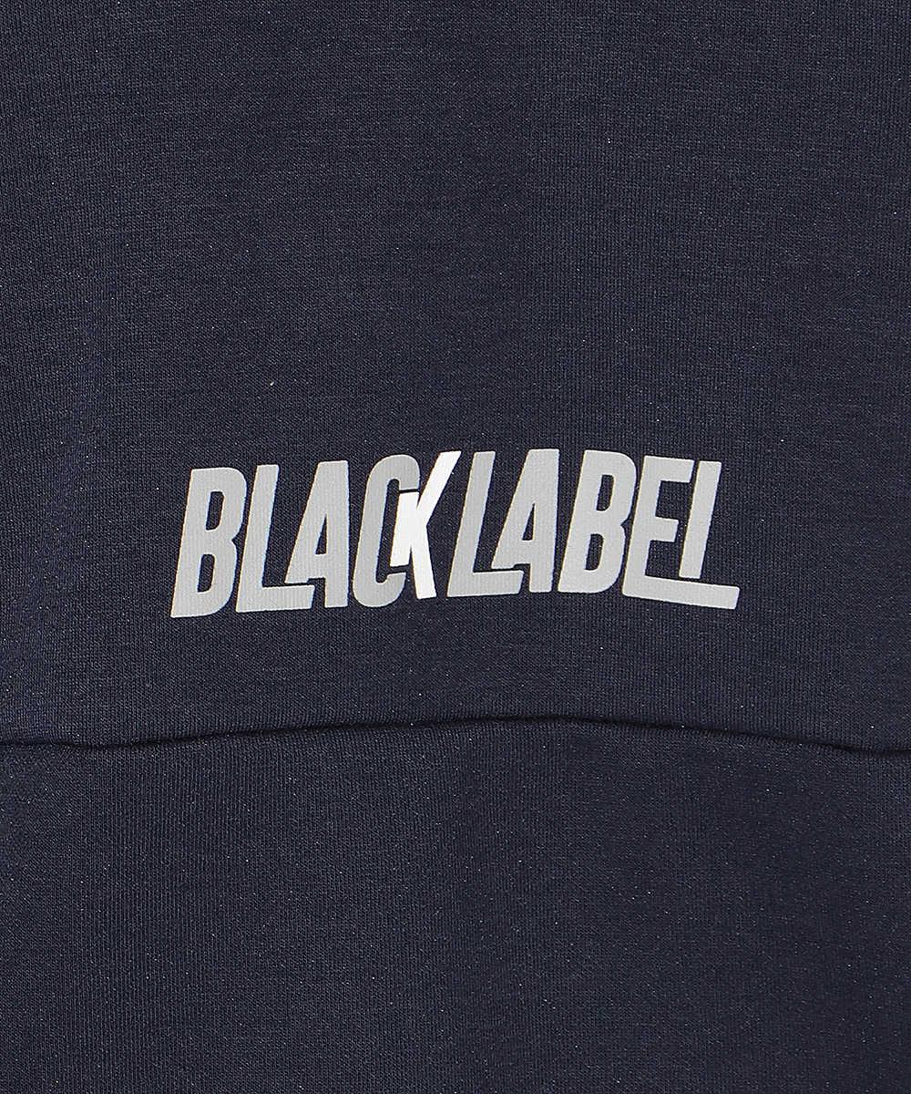 【ブラックレーベル】スムーススウェットP/Oパーカ