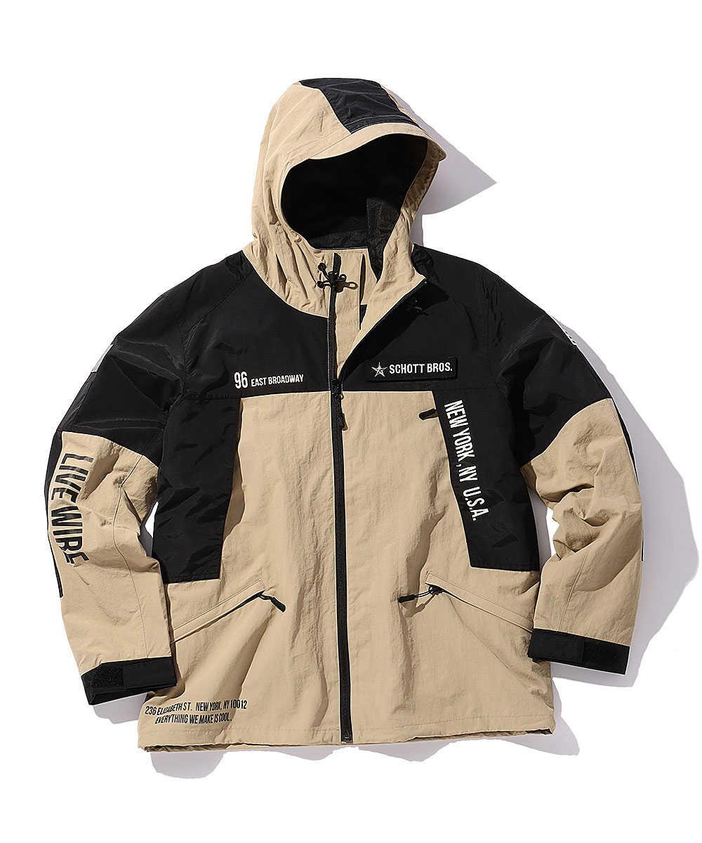 リフレクターフィールドジャケット