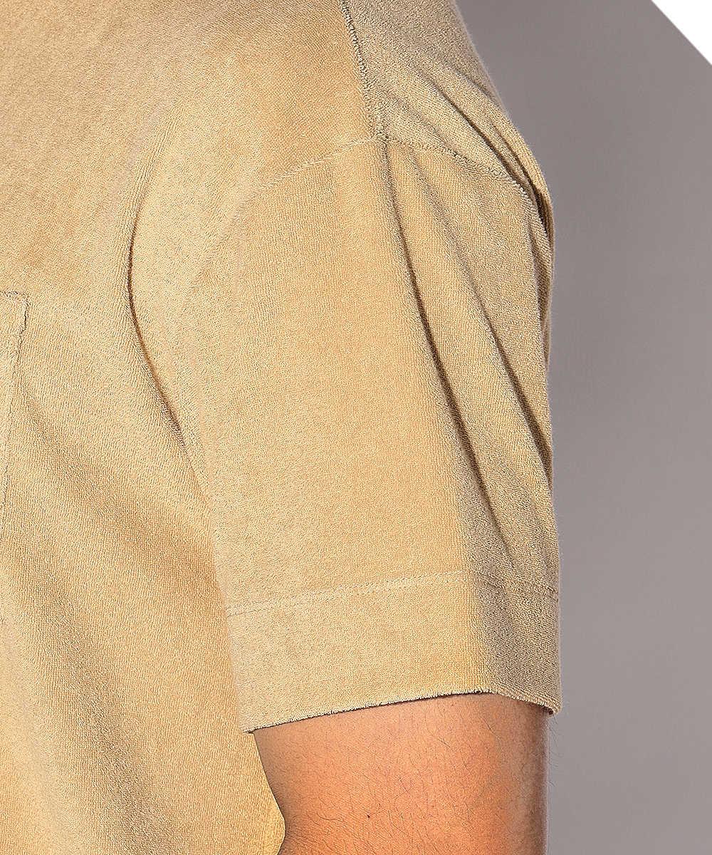 【別注・限定商品】ポケットパイルTシャツ