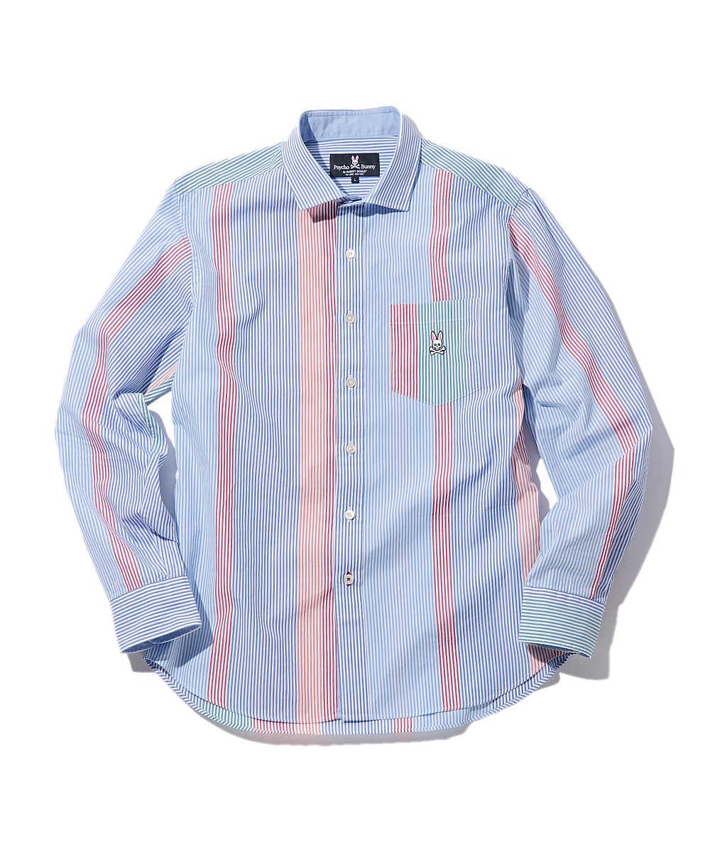 ビッグマルチロンストシャツ