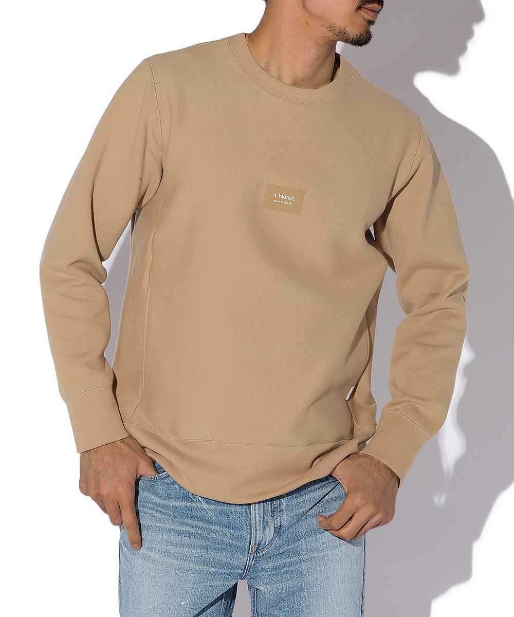 ボンディングスウェットシャツ