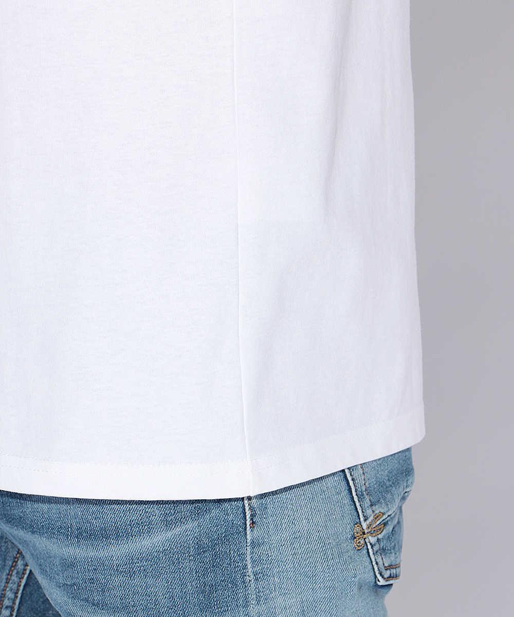 """""""タメス HCJ""""クルーネックTシャツ"""