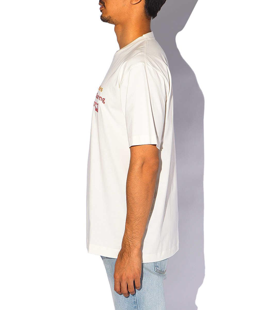 エチュード×キース・ヘリング クルーネックTシャツ