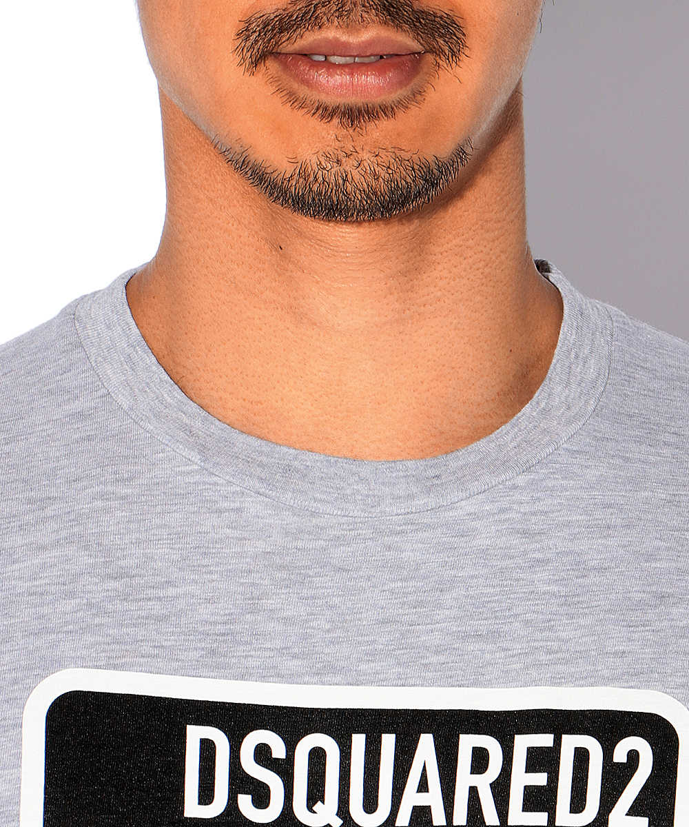 アイコンロゴクルーネックTシャツ