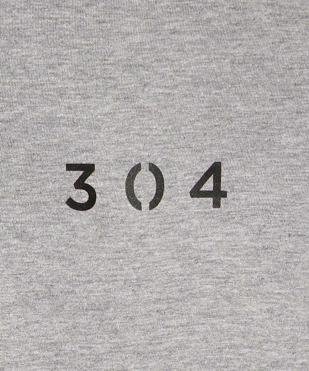 ブランドロゴバックプリントTシャツ