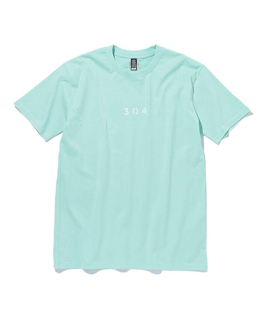スタンダードデザインクルーネックTシャツ