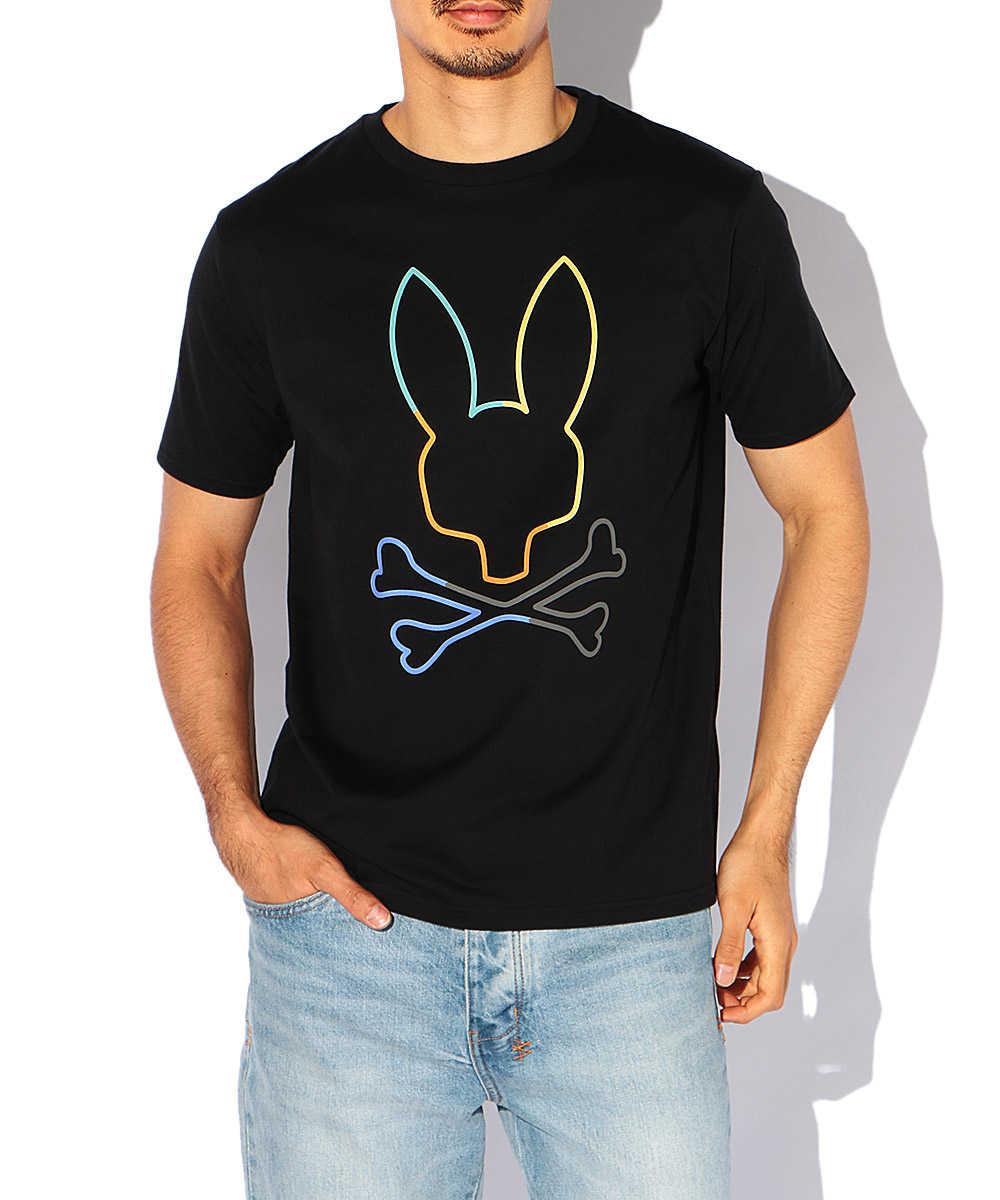 シルエットロゴクルーネックTシャツ