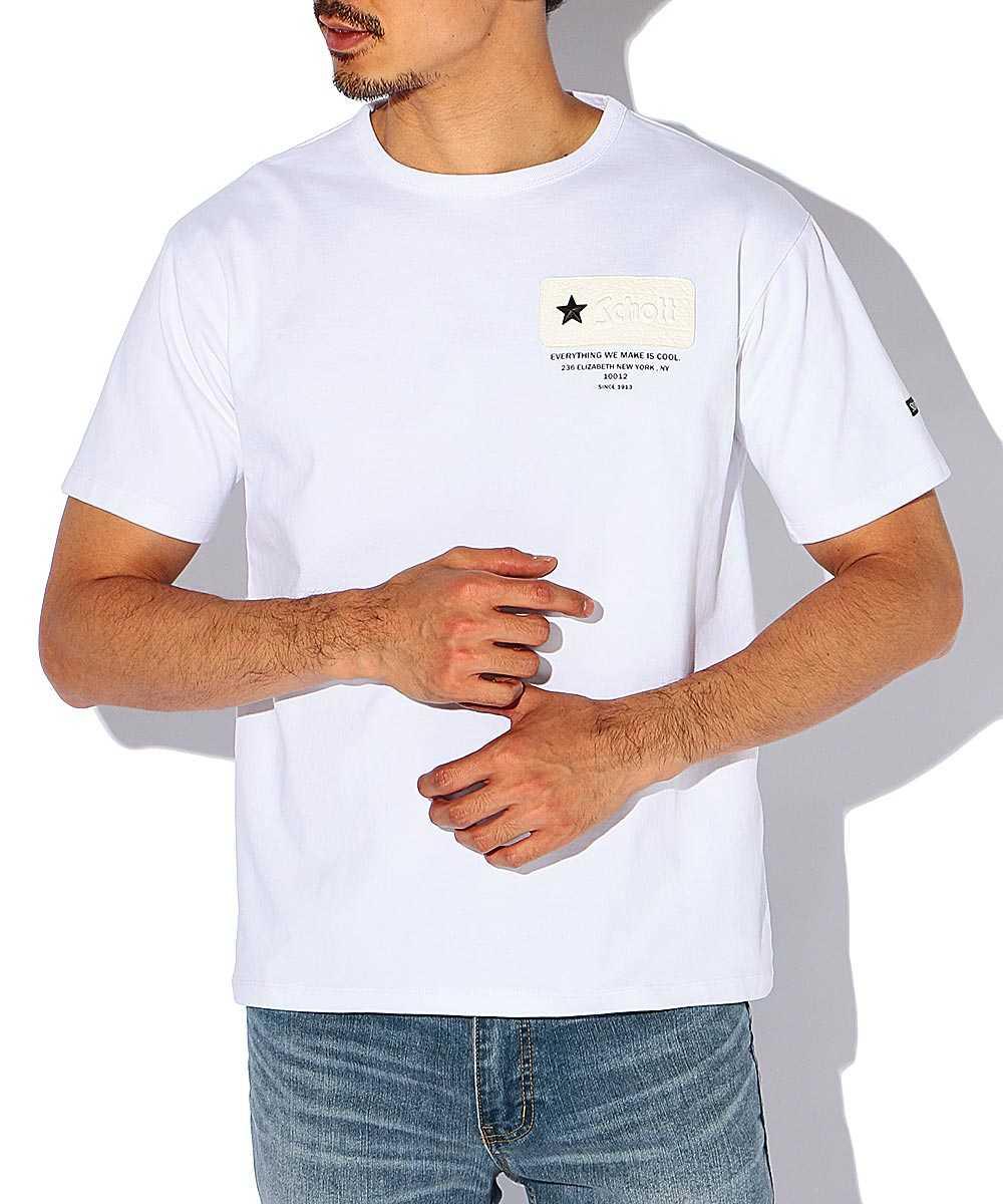 ディア ワッペンクルーネックTシャツ