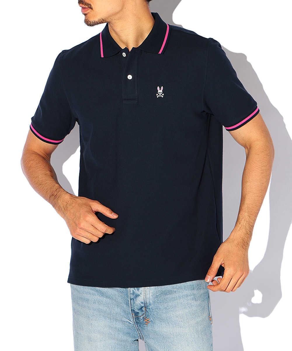 ベーシックロゴポロシャツ