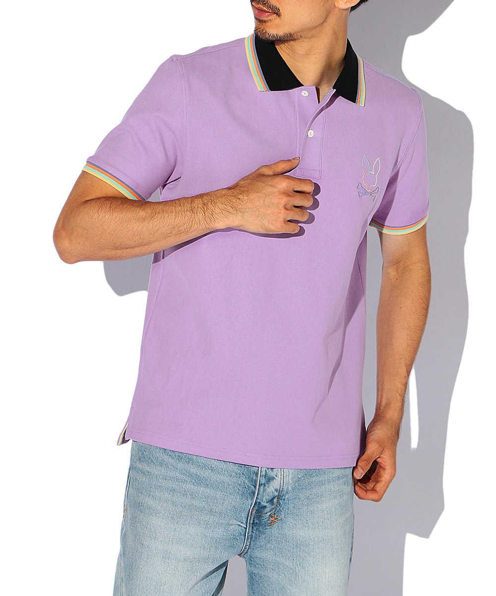 マルチパステルポロシャツ
