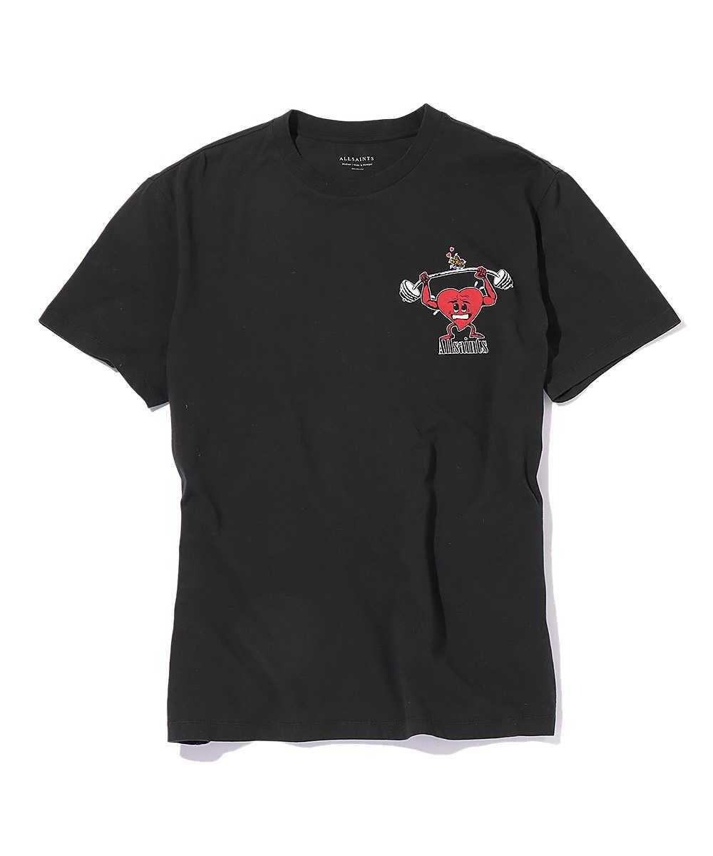 ストロングハートクルーネックTシャツ