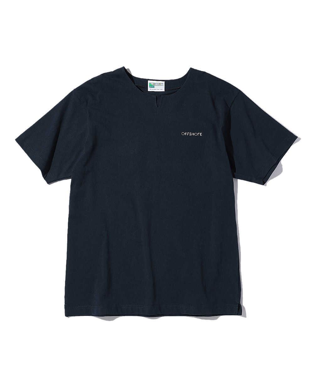 フロントカットオフTシャツ
