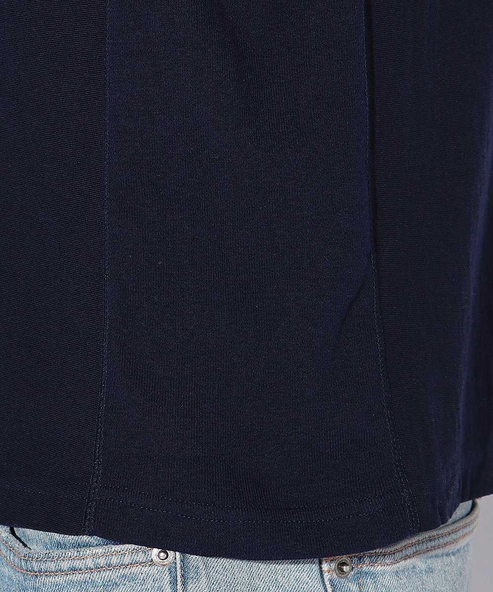 インバースウィーブロングスリーブポケットTシャツ