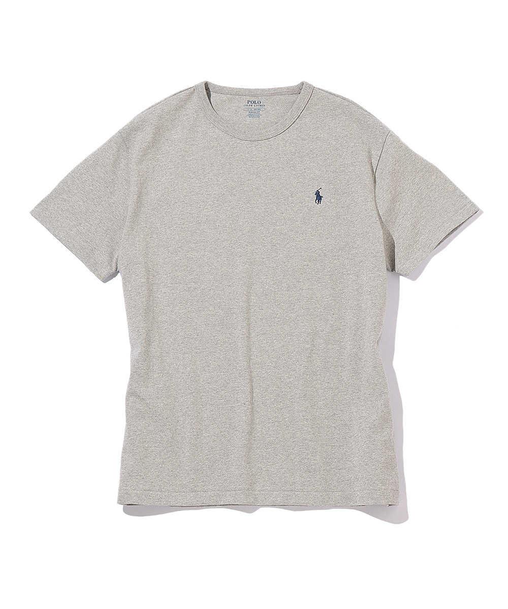 クラシックフィットヘビーウエイトクルーネックTシャツ