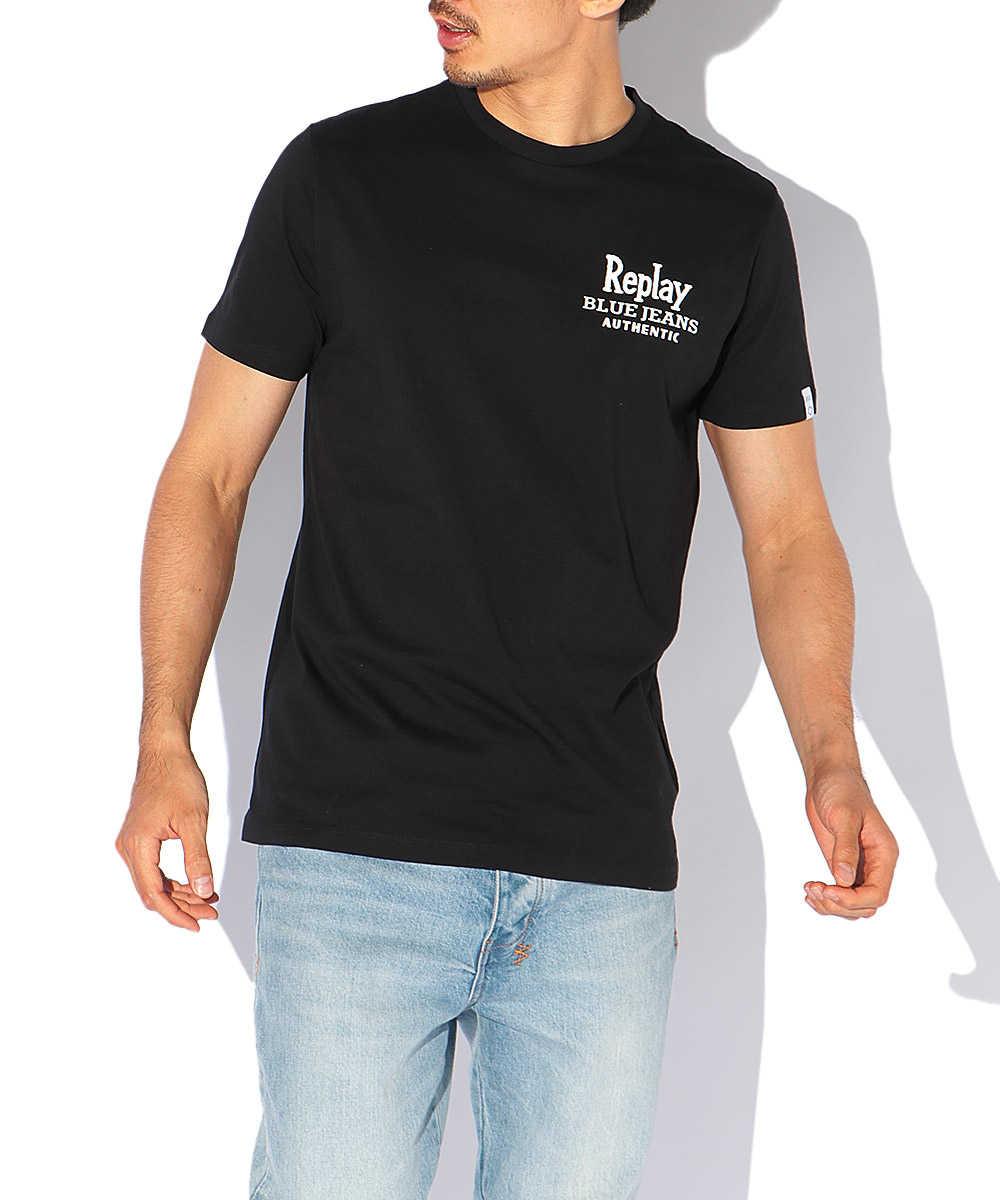 オーガニックコットンオーセンティッククルーネックTシャツ