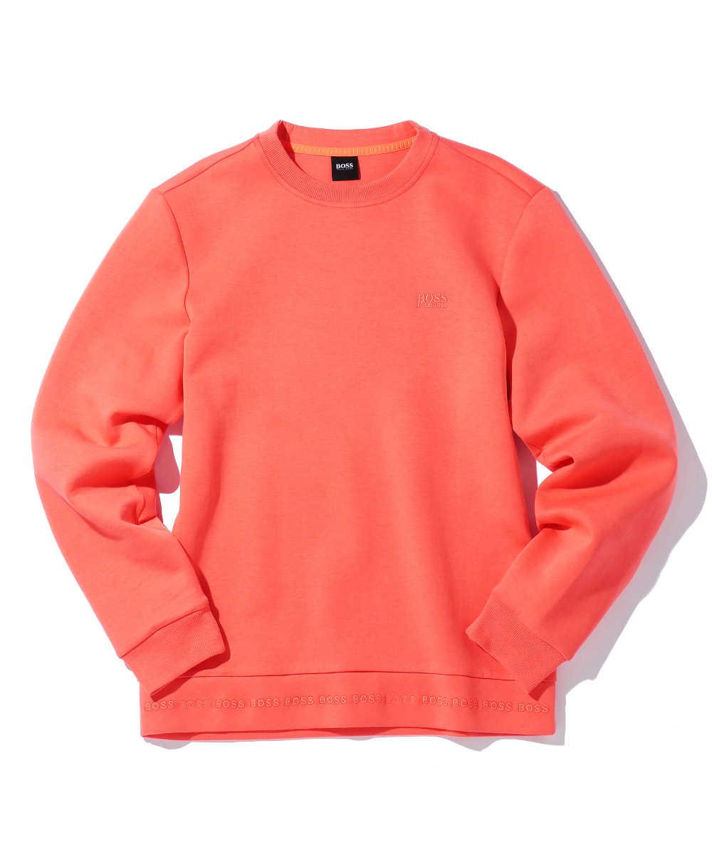 【限定商品】コットンミックスジャージー スウェットシャツ