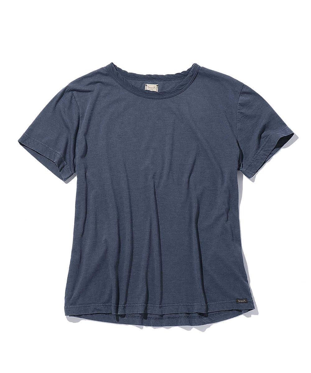 トライブレンドクルーネックTシャツ