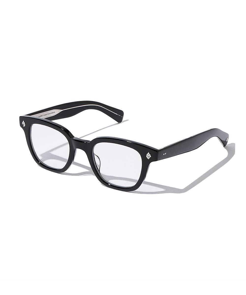 セルフレームメガネ