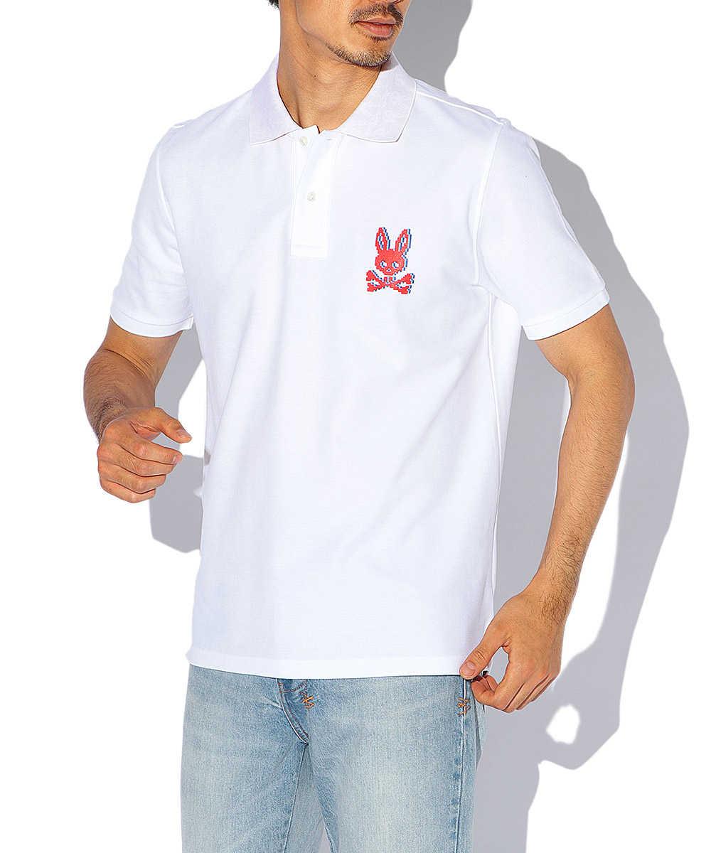 ピクセルバニー ポロシャツ