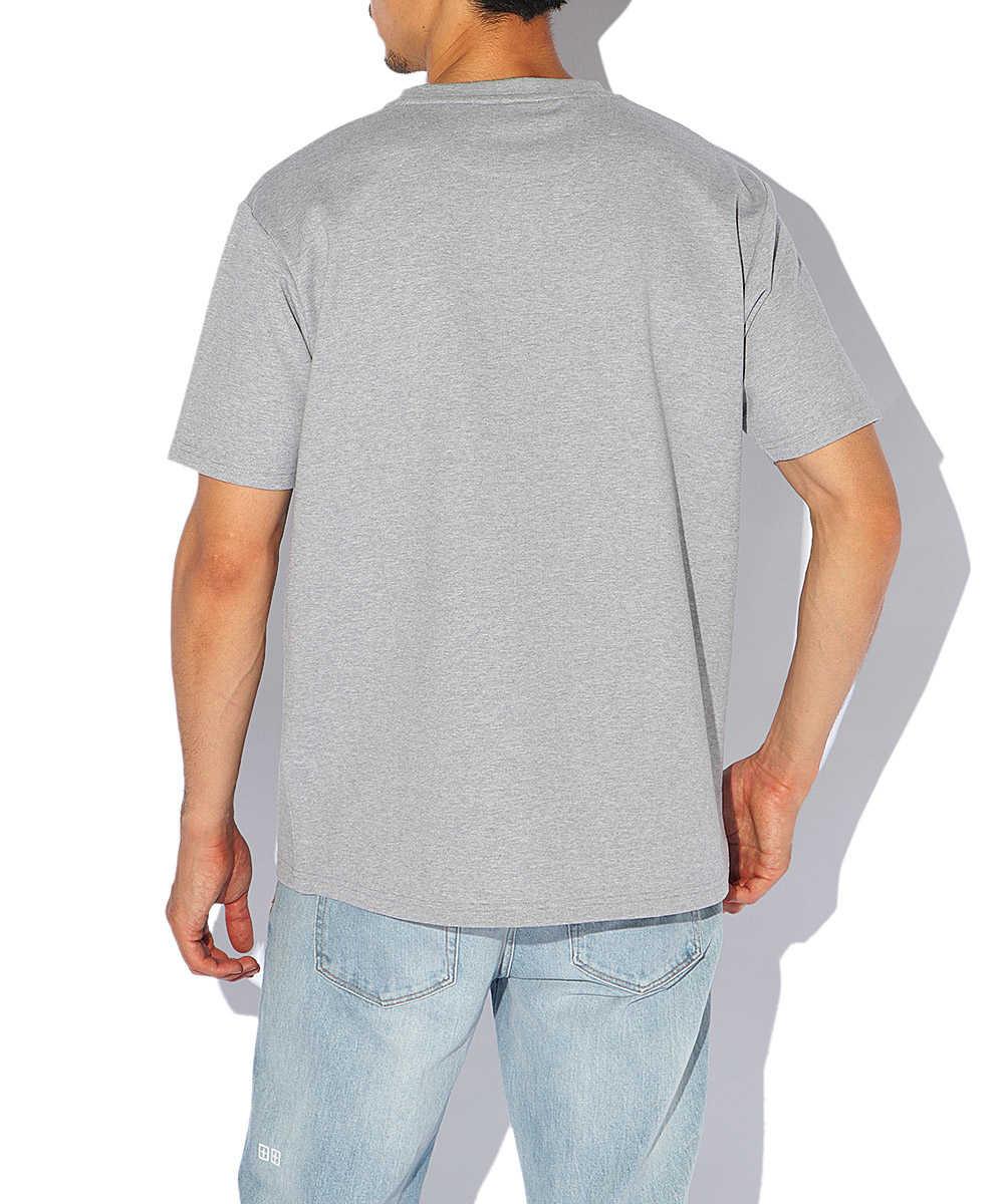3バニー オーバーサイズクルーネックTシャツ