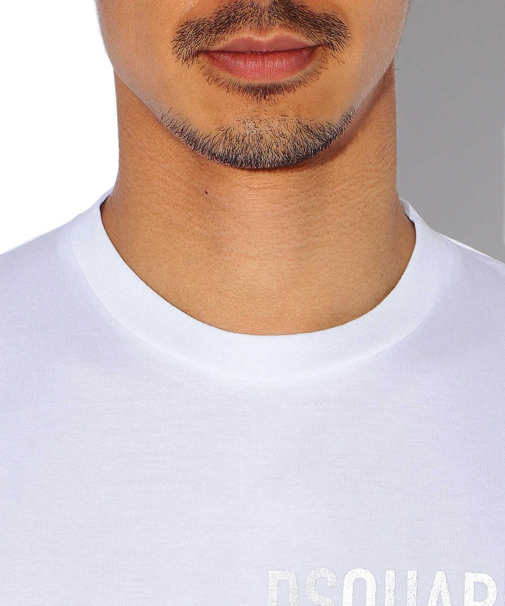 アイコンミニロゴクルーネックTシャツ