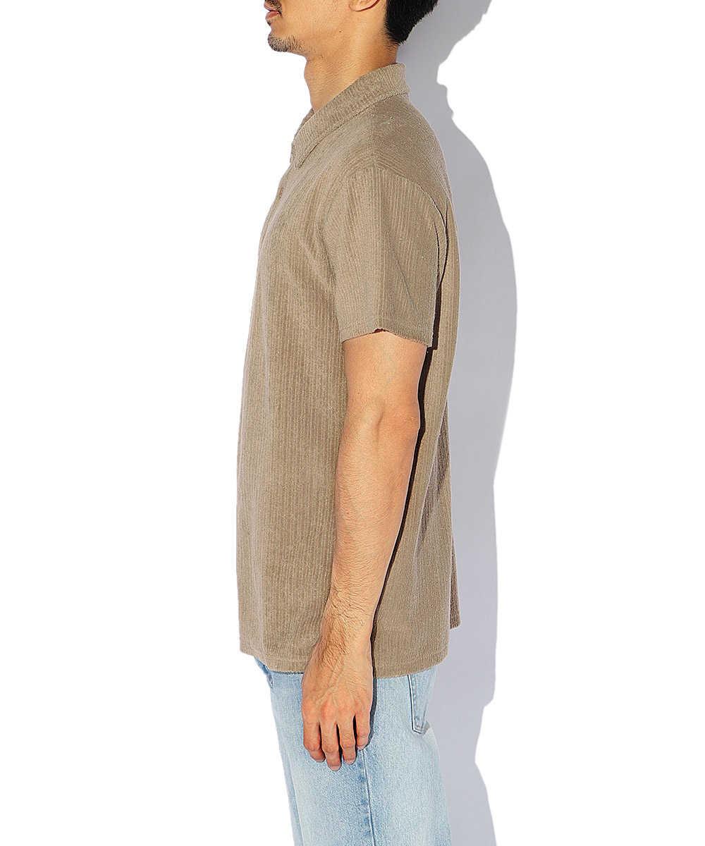 パイルポロシャツ