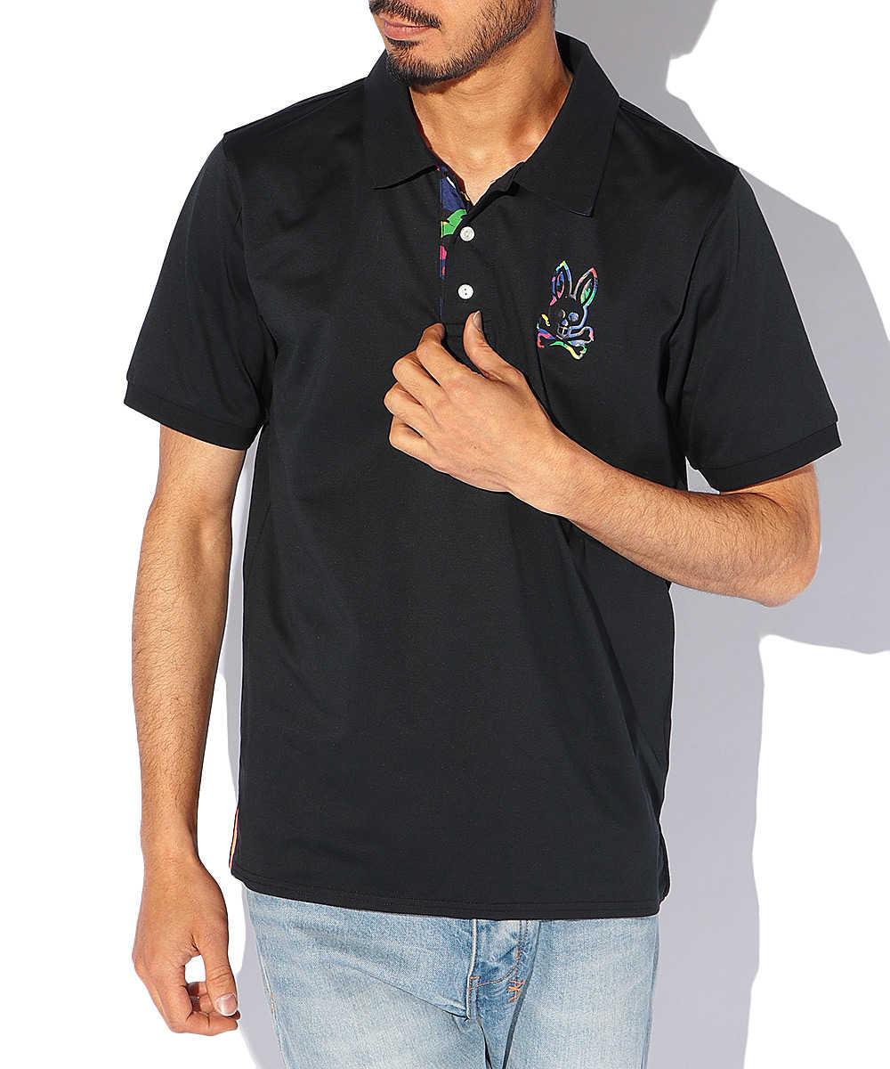 マルチカモバニー ロゴポロシャツ