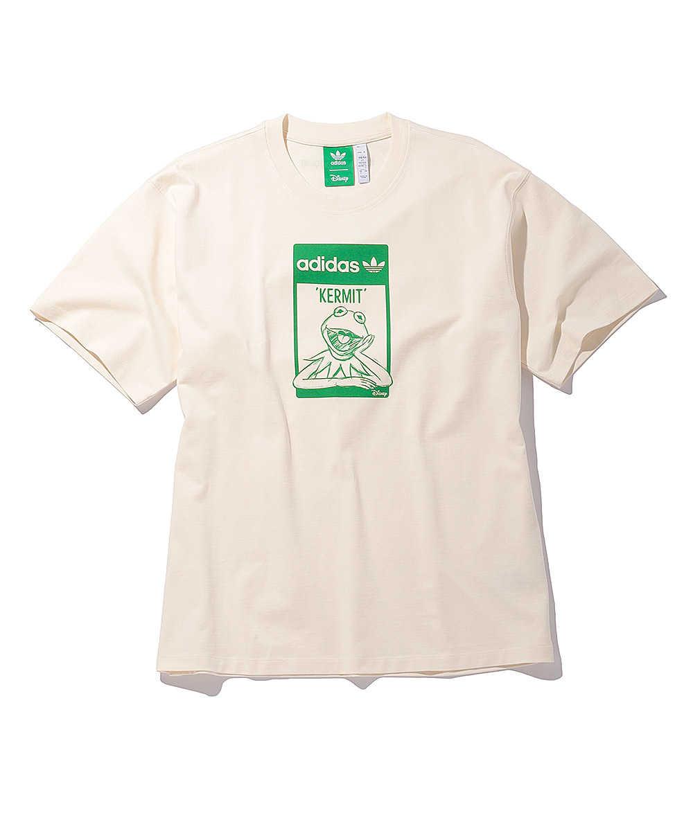 """""""カーミット""""クルーネックTシャツ"""