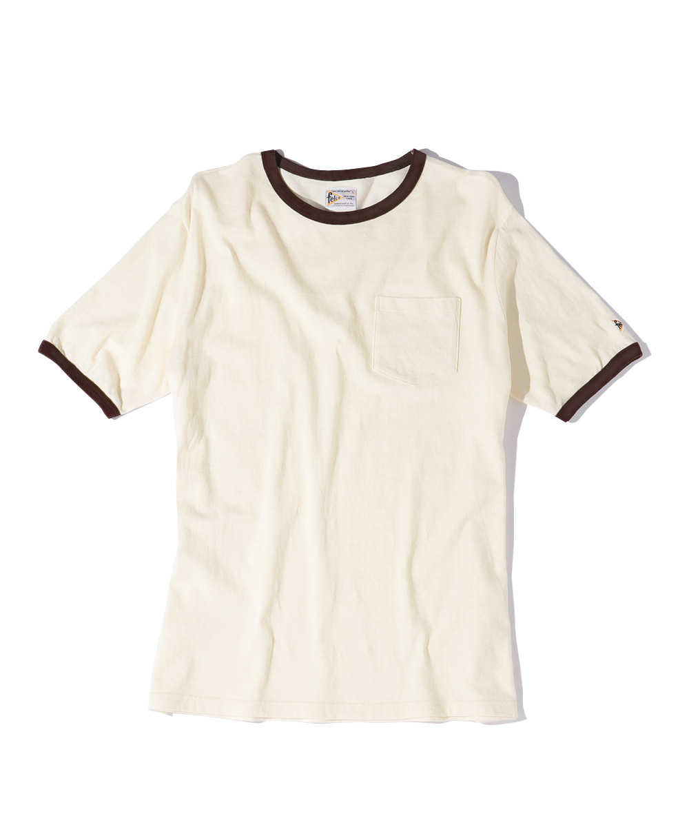 リンガーTシャツ 88ヴィンテージ天竺