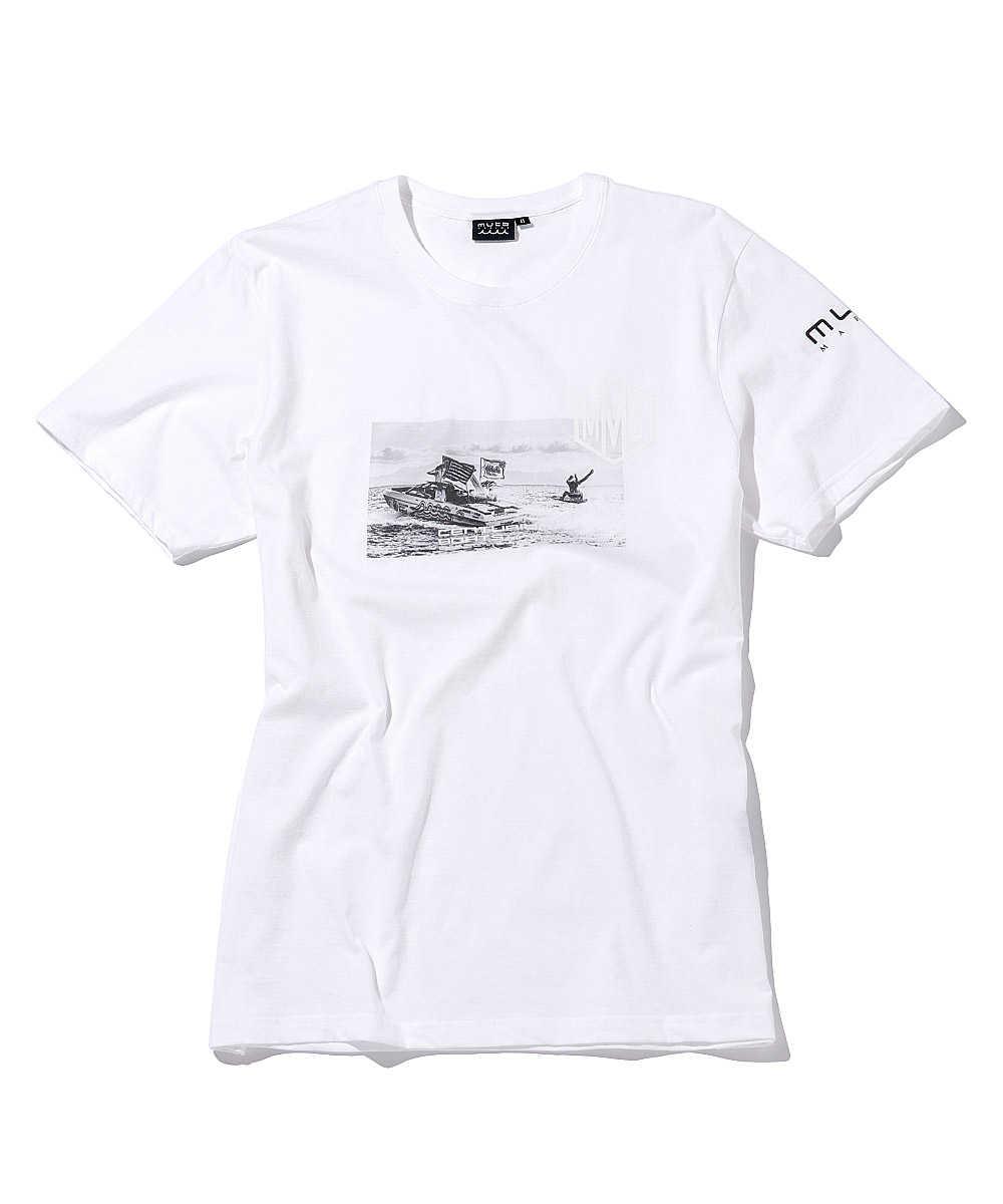 【別注商品】センチュリオン×サファリラウンジ クルーネックTシャツ