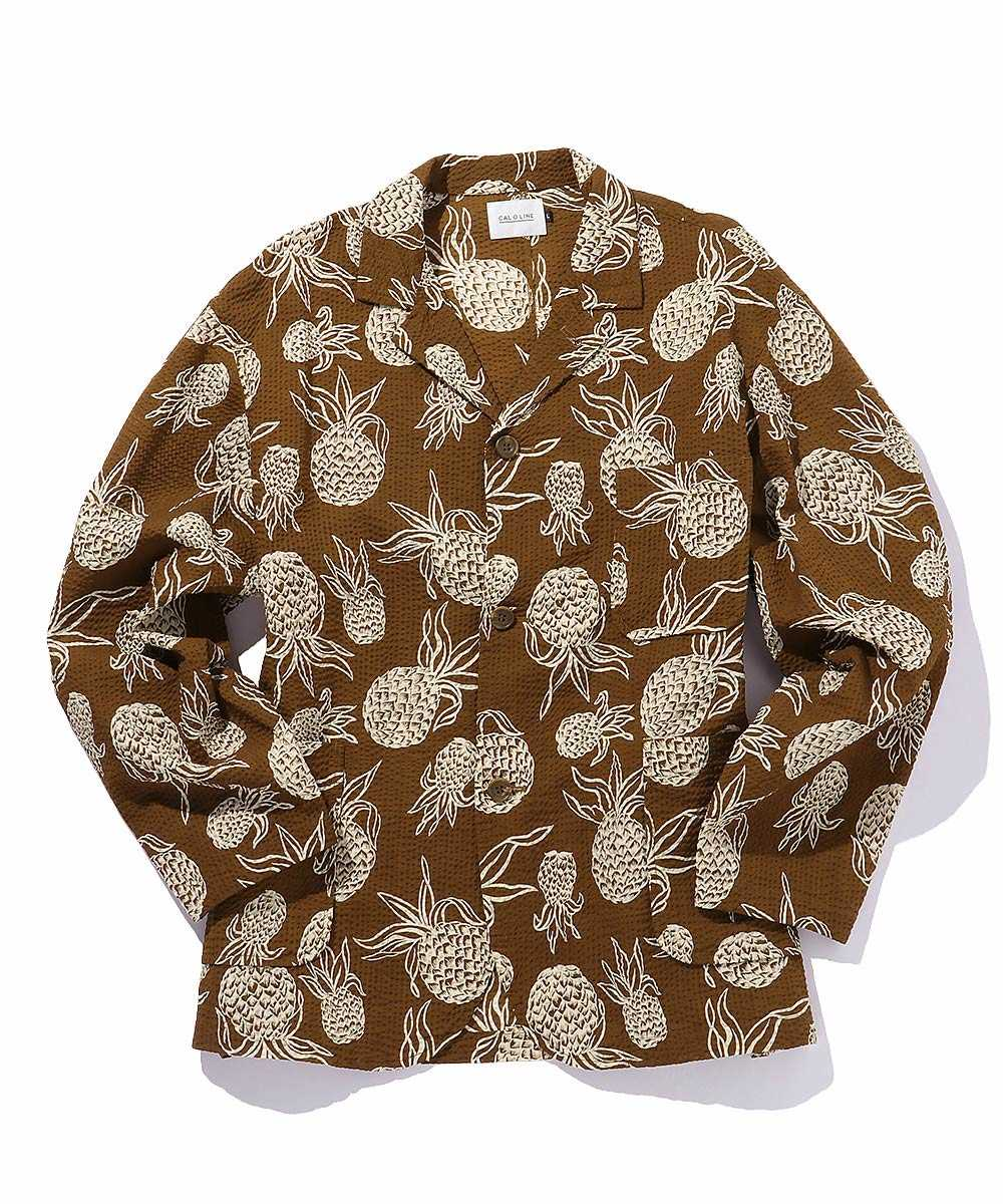 パイナップル柄カタリーナジャケット