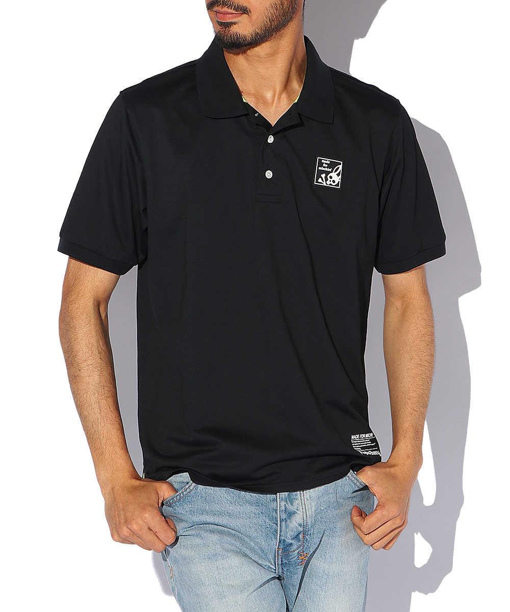ラバーロゴクールマックス ポロシャツ