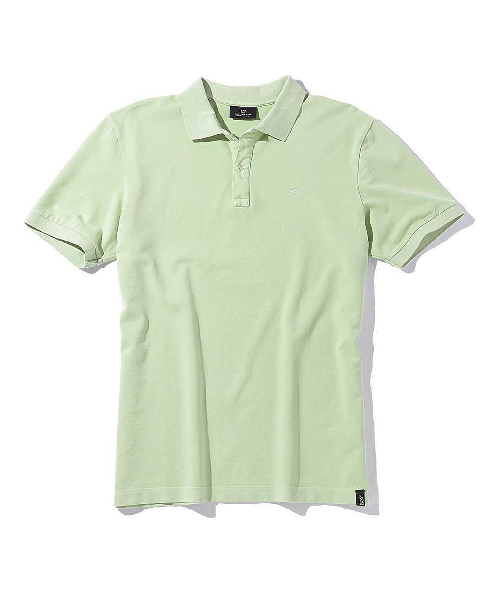 ワンポイントポロシャツ